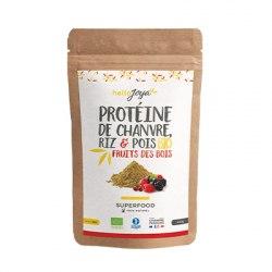 Protéine chanvre, Riz et...