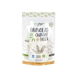 Granola bio Chanvre Noix